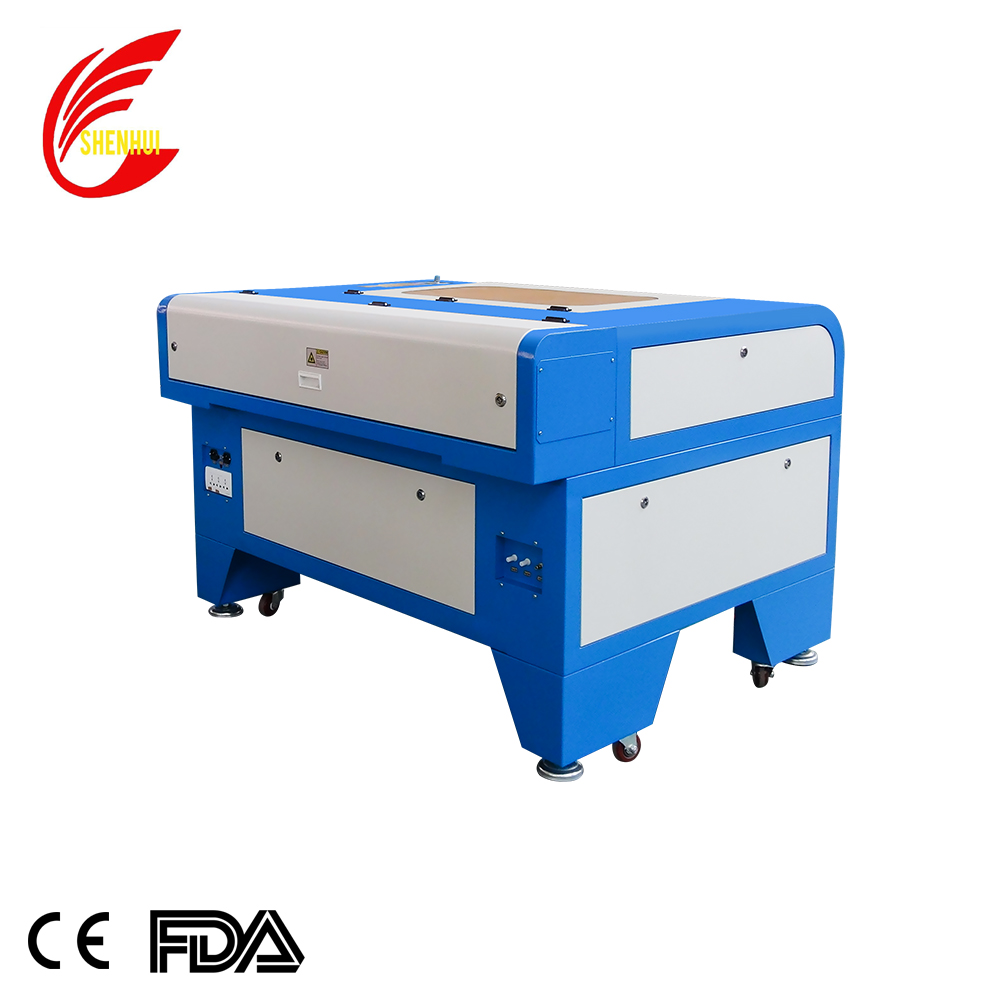 60w co2 cnc laser leather cutting machine for shoes