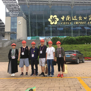 The 126th Canton fair shenhui Laser welcomes new and old customers to visit the site.