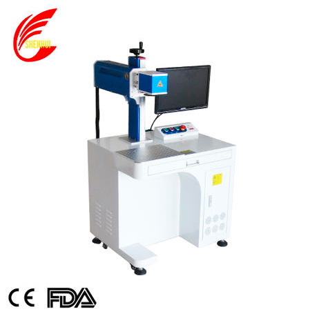 Why choose laser marking machine?